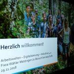 Am 29.11.2018 haben wir uns aufgemacht in die easySoft-Zentrale in #Metzingen. Dort tauschten wir uns mit easysoft-Geschäftsführer Andreas Nau zum Thema Digitalisierung und veränderte Arbeitswelten aus.