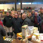 Zu Besuch im HG-Markt in Metzingen-Neuhausen. FWV Metzingen. Freie Wähler Metzingen Neuhausen Glems